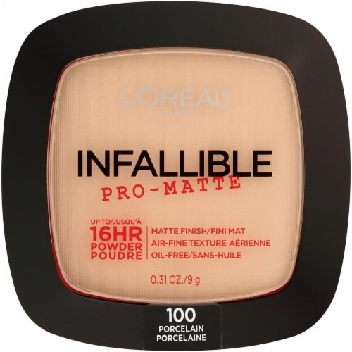 L'Oreal Paris Infallible Pro-Matte Porcelain Powder Perspective: front