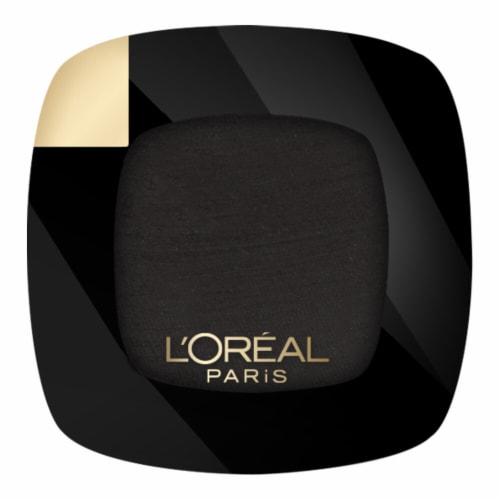 L'Oreal Paris Colour Riche Noir C'Est Noir Eye Shadow Perspective: front