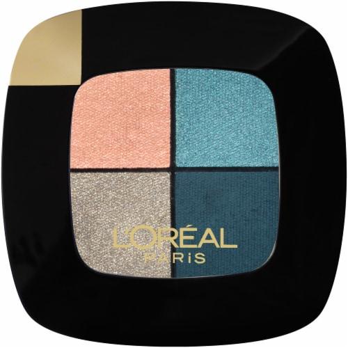 L'Oreal Paris Riche Eyeshadow Palette - 116 Haute Hazel Perspective: front