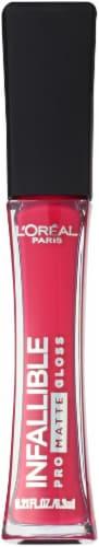 L'Oreal Paris Infallible Pro Matte Gloss - 306 Aphrodite Kiss Perspective: front