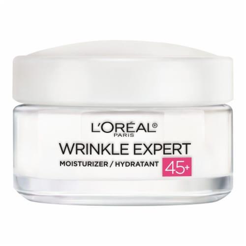 L'Oreal Paris Wrinkle Expert 45+ Moisturizer Perspective: front