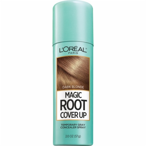 L'Oreal Paris Dark Blonde Magic Root Cover Up Spray Perspective: front