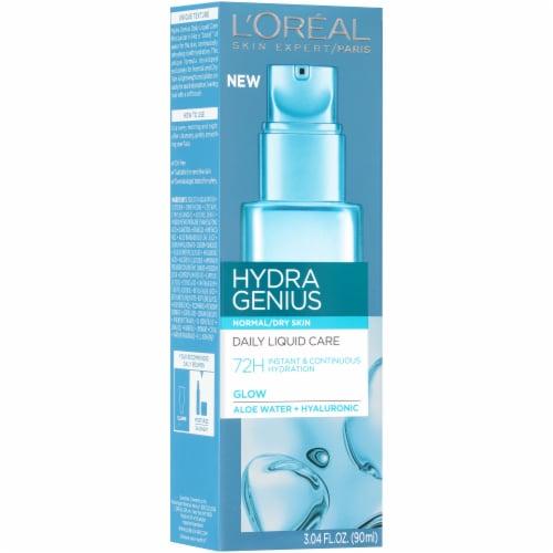 L'Oreal Paris Hydra Genius Daily Liquid Care Moisturizer Perspective: front