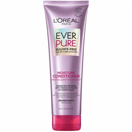 L'Oreal Paris EverPure Sulfate-Free Moisture Conditioner Perspective: front