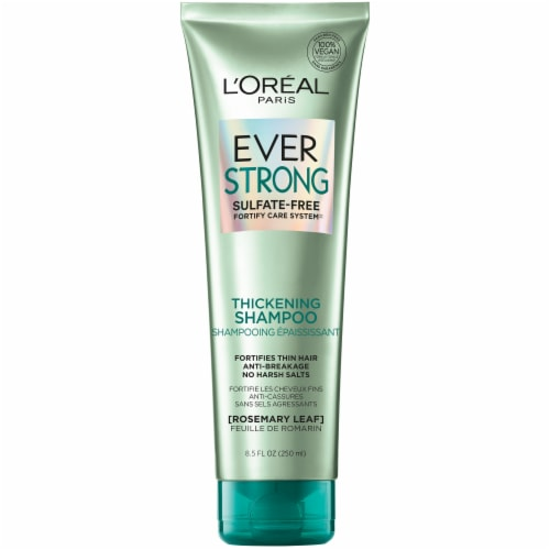 L'Oreal Paris EverStrong Thickening Shampoo Perspective: front