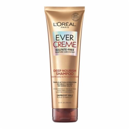 L'Oreal Paris EverCreme Deep Nourish Shampoo Perspective: front