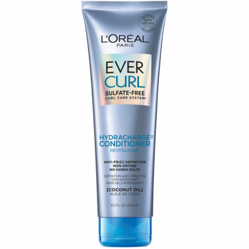 L'Oreal Paris Hair Expert EverCurl Sulfate/Free Hydracharge Conditioner Perspective: front