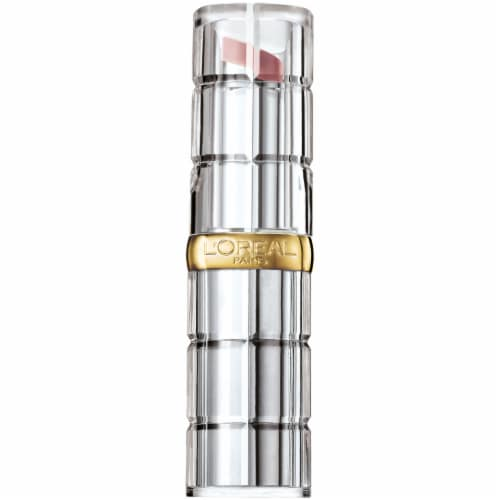 L'Oreal Paris Colour Riche Varnished Rosewood Shine Lipstick Perspective: front