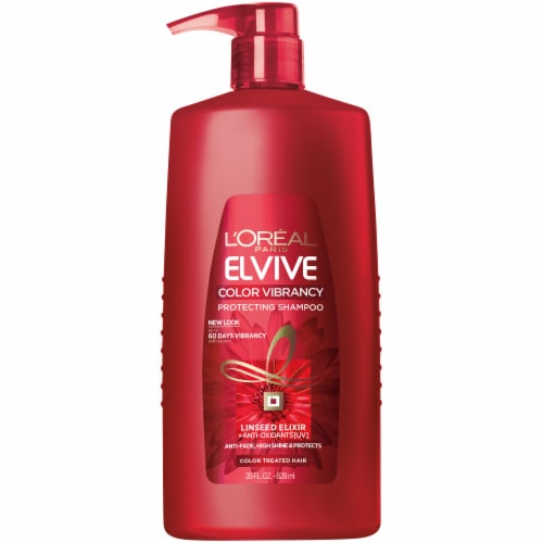 L'Oreal Paris Elvive Color Vibrancy Protecting Shampoo Perspective: front
