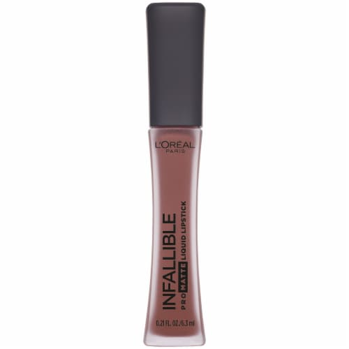 L'Oreal Paris Infallible Pro Matte Milk and Cookies Liquid Lipstick Perspective: front