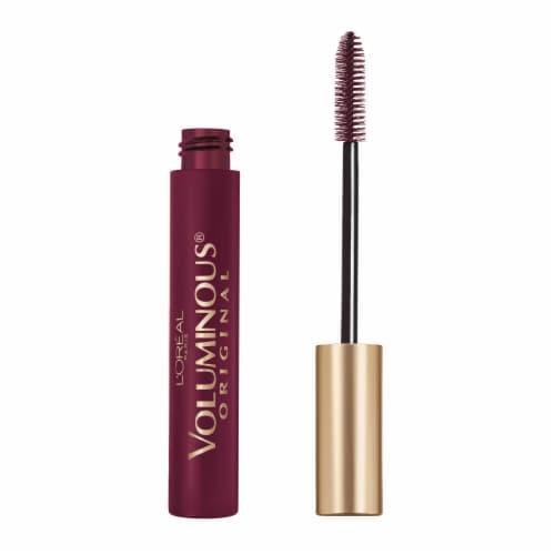 L'Oréal Paris Voluminous Original Deep Burgundy Mascara Perspective: front