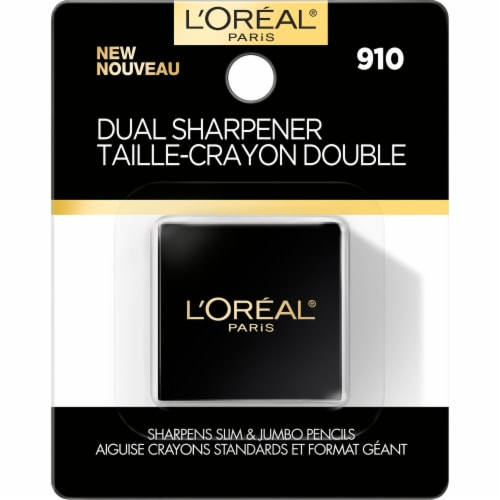 L'Oréal Paris Dual Makeup 910 Pencil Sharpener Perspective: front
