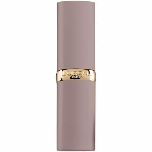 L'Oreal Paris Color Riche Cutting Edge Cork Ultra Matte Lipstick Perspective: front