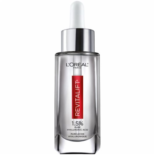 L'Oreal Revitalift Derm Intensives Hyaluronic Acid Serum Perspective: front