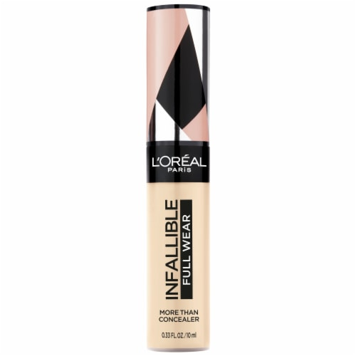 L'Oreal Paris Infallible Full Wear Eggshell Concealer Perspective: front
