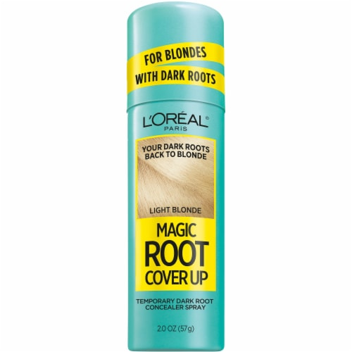 L'Oreal ParisLight Blond Magic Root Cover Up Spray Perspective: front