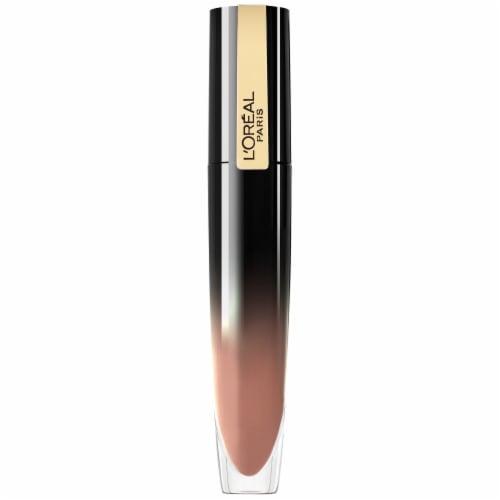 L'Oreal Paris Brilliant Signature Be Determined Lip Stick Perspective: front