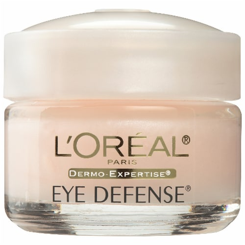 L'Oreal Paris Dermo-Expertise Eye Defense Anti-Aging Treatment Perspective: front
