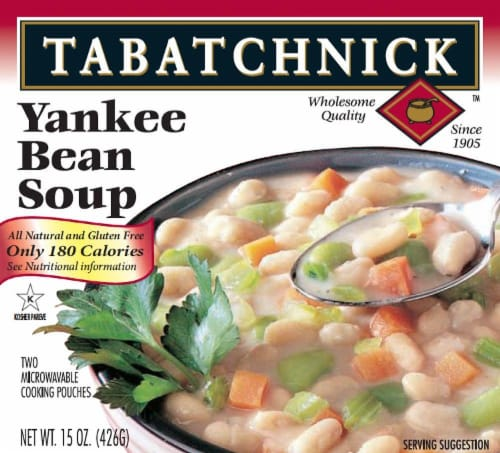 Tabatchnick Yankee Bean Soup Perspective: front