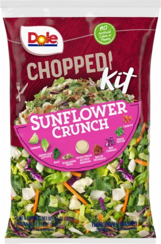 Dole Sunflower Crunch Chopped Salad Perspective: front