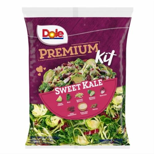 Dole Premium Sweet Kale Salad Kit Perspective: front