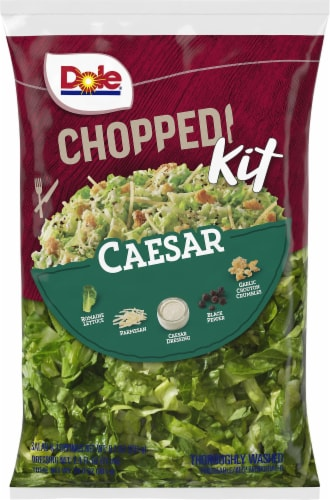 Dole Caesar Chopped Salad Kit Perspective: front
