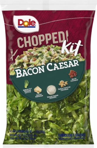 Dole Bacon Caesar Chopped Salad Kit Perspective: front