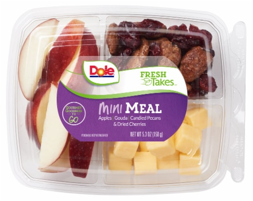 Dole Apples & Gouda Mini Meal Perspective: front