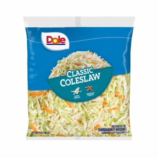 Dole Classic Coleslaw Mix Perspective: front