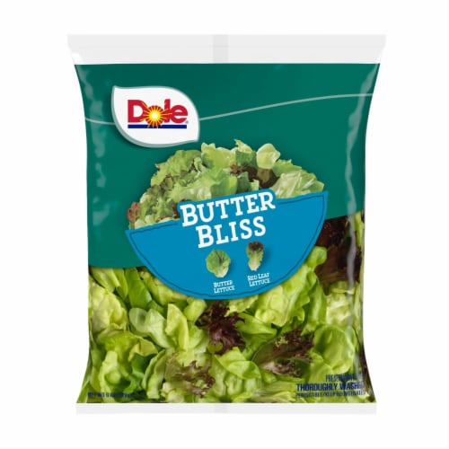 Dole Butter Bliss Salad Mix Perspective: front