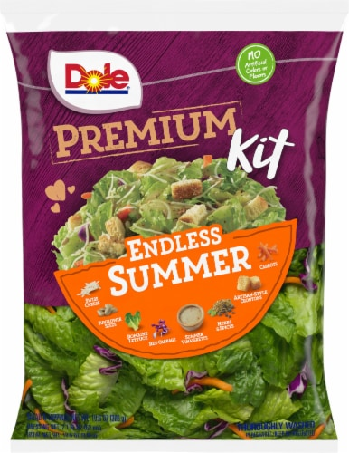 Dole Endless Summer Salad Kit Perspective: front