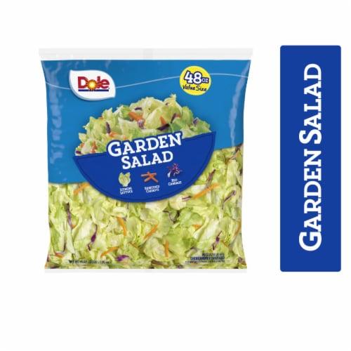 Dole Garden Salad Mix Perspective: front