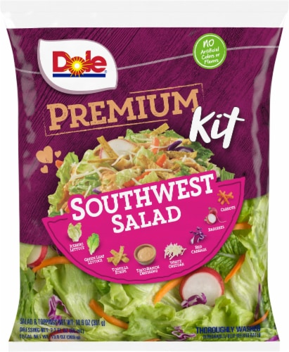 Dole Southwest Salad Kit Perspective: front