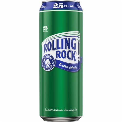 Rolling Rock® Extra Pale Beer Perspective: front