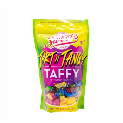 Sweet's Tart 'n Tangy Taffy Perspective: front
