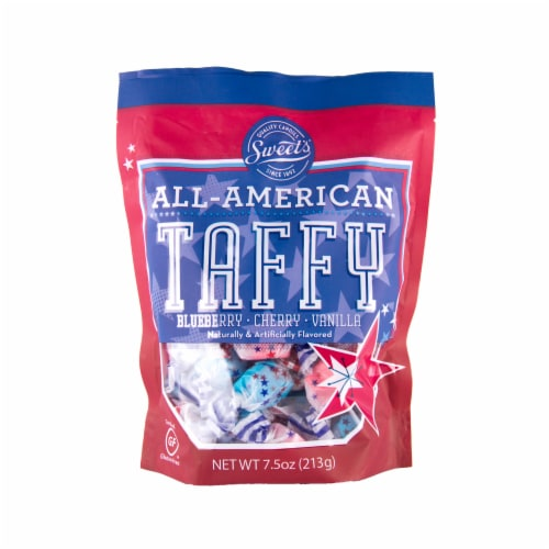 Sweet's All American Taffy Perspective: front