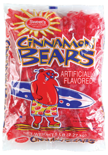 Sweet's Cinnamon Bears Perspective: front