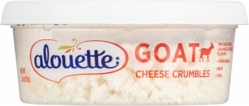 Alouette Crumbled Goat Cheese Perspective: front