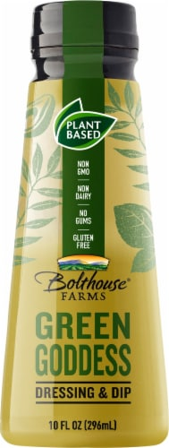 Bolthouse Farms Plant Based Green Goddess Dressing & Dip Perspective: front