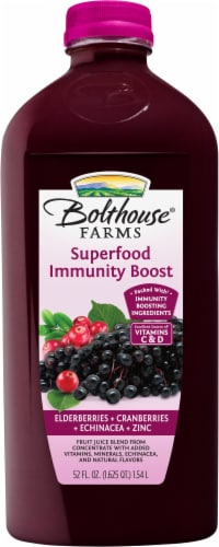 Bolthouse Farms Superfood Immunity Boost Fruit Juice Blend Perspective: front