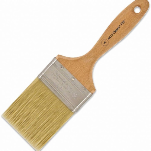 Wooster Paint Brush,Flat Sash,3   4413-3 Perspective: front