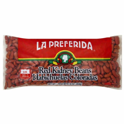 La Preferida Red Kidney Beans Perspective: front