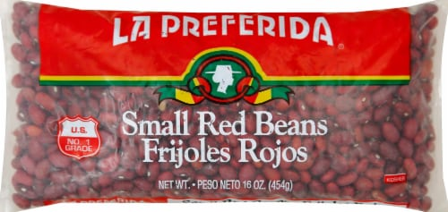 La Preferida Small Red Beans Perspective: front