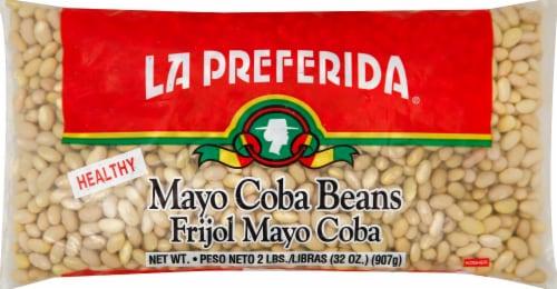 La Preferida Mayo Coba Beans Perspective: front