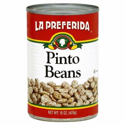 La Preferida Pinto Beans Perspective: front