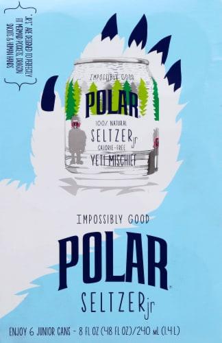 Polar Yeti Mischief Seltzer Jr. Perspective: front