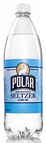 Polar Original Seltzer Sparkling Water Perspective: front