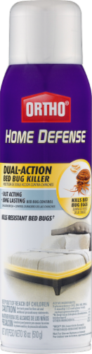 Ortho® Home Defense® Dual-Action Bed Bug Killer Perspective: front