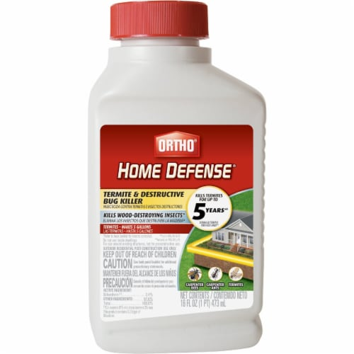 Ortho Home Defense 16 Oz. Concentrate Termite Killer 0200010 Perspective: front