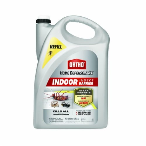 Ortho Home Defense MAX 1 Gal. Ready To Use Refill Indoor Insect Barrier 0203205 Perspective: front